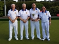 PGL Senior Fours Runners Up 2015 - Pickie