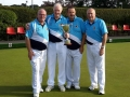 PGL Senior Fours Winners 2015 - Ballymena