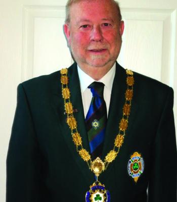 Derek Forsythe IBA Pres